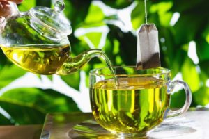 Green Tea: A Grooming Trend For Fitness