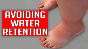 Know more about water retention and ways to deal with it!