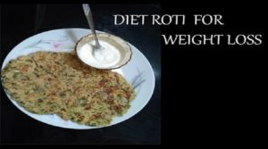 Weight Loss Chapati/Roti