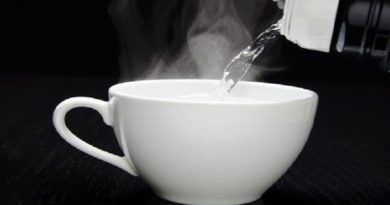 HOW HOT WATER USED AS MEDICINE IN AYURVEDA