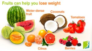 WHAT ARE THE FRUITS THAT AIDS IN WEIGHT LOSS?