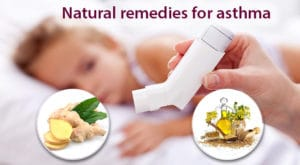 Natural Home Remedies To Treat Asthma Without Medicine