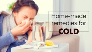 Best Home Remedies To Fight Cold And Cough This Season
