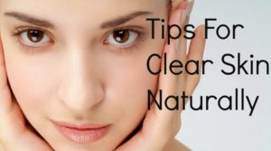 Just Follow These Tips for Clear Skin This Summer