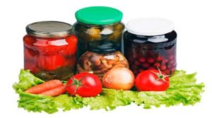 What are the Methods Used in Food Preservation?