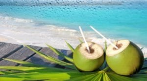 Coconut water and it's health benefits