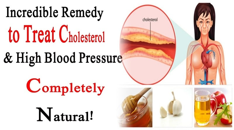 Home Remedy In Treating Hypertension And Cholesterol