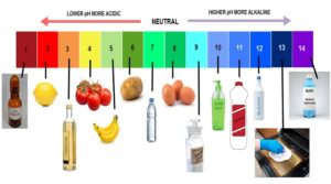 You must know the pH of the food you eat!
