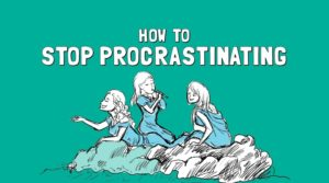 How to avoid procrastinating habit