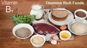 HEALTH BENEFITS OF EATING THIAMINE RICH FOODS IN YOUR DAILY DIET