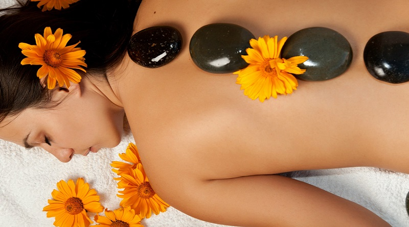HOT STONE MASSAGES