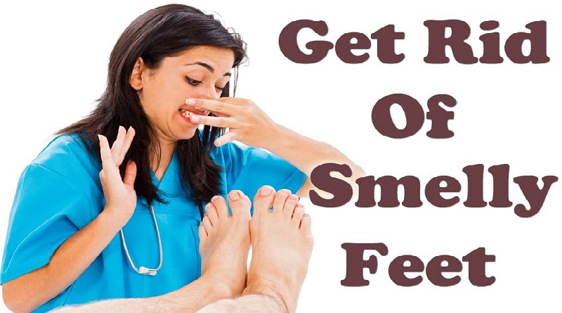 how to get rid of sweaty feet home remedies