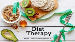 THE ROLE OF THERAPEUTIC DIET IN DISEASE PREVENTION