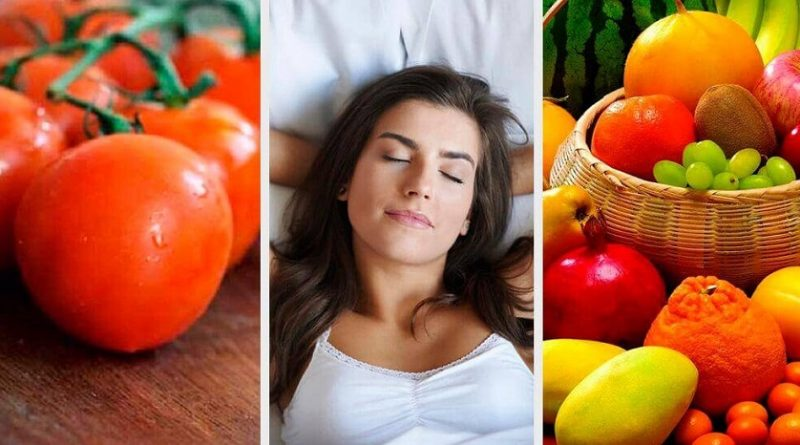 MELATONIN RICH FOODS