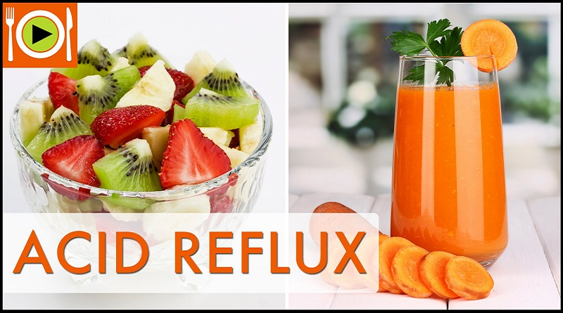 KNOW MORE ABOUT ACID REFLUX DIET!