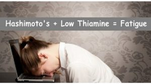 KNOW MORE ABOUT HASHIMOTO'S FATIGUE