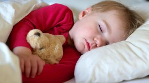 POOR INFANT SLEEP MAY INDICATE ATTENTION PROBLEMS IN LATER