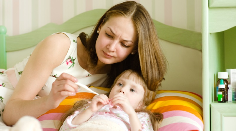 IS YOUR CHILD SUFFERING FROM FEVER? TRY THESE HOME REMEDIES FOR FASTER RECOVERY!