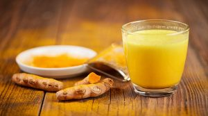 HOW BENEFICIAL IS OUR TRADITIONAL ' HALDI DUDH' ?